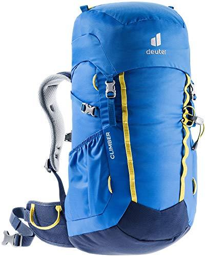 deuter 3611021 Climber Kinder Alpinrucksack (22 L), Lapis-navy